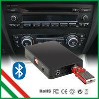 Factory car radio USB AUX SD Bluetooth Adapter Digital Music Changer for BMW X3