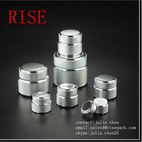 aluminum jar cosmetic