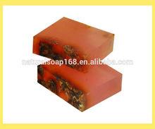 Natural organic power gomphrena globosa soap bar recipes
