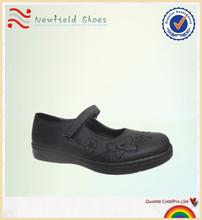 Fashion latest black school shoes ,girls shoes ,kids shoes
