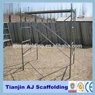 formwork bar Q235 scaffolding frame names of construction tools