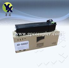 China premium compatible toner cartridge ar020st for used in Sharp Copier machine AR3818/3820/3821/3020