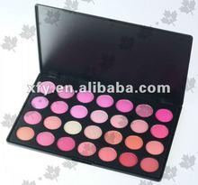 Hot 28 Color blush patlette Embossing powder makeup blusher