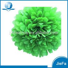 Popular items for party Decration Pom Pom Flower Balls