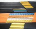 Resistência à baixa temperatura super- cabo de pvc flexível na venda, multi core cabo flat 12 24 core core core 36 48 core