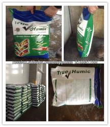 KY Top grade potassium humate npk foliar fertilizer