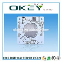 oem led light pcb webcam pcb circuit