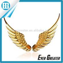 customized car plastic badge emblems sticker abs emblems USA Eagle Chrome Emblem