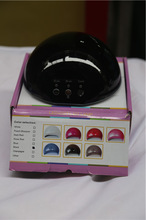 factory direct sale 18w led nail lamp,led nail gel uv lamp