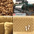 2014 china alibaba novos produtos agrícolas de casca de coco fibra de resíduos secador rotativo de máquina de processamento de venda quente na malásia
