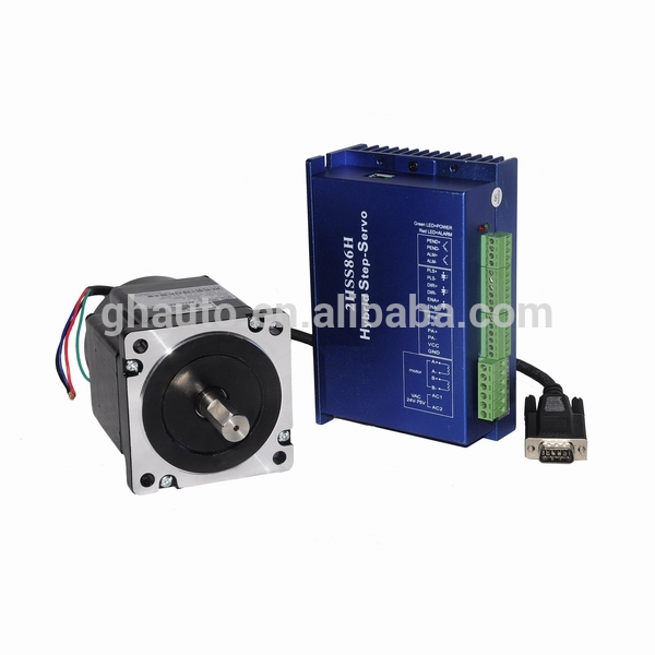 Nema23 Closed Loop Stepper Motor And Driver With Encoder