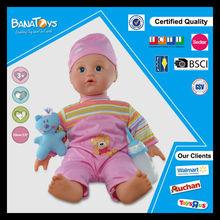 divertente giocattoli 18 pollici pianto bambole del bambino
