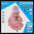 9.5 polegadas boneca rir com cry baby dolls brinquedos