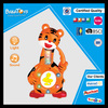 Hot item baby musical plastic toy animal