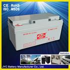12V 65Ah Best price buy solar cells bulk