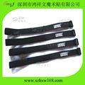 Personalizado impresso fivela prendedor elástico/banda elástica ajustável