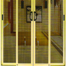 Aluminum insect screen sliding door with Germany hardware