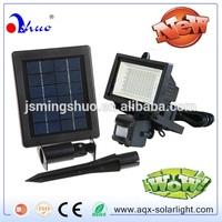 New Home Security LED Lamp Solar Motion Sensor 60 LEDs Outdoor led Light