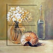 $8.52 size 60x60cm Wholesale Simple Still Life Canvas Painting