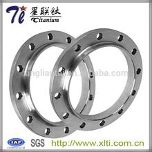Price for Forging ASTM B381 DN50 Gr1 Gr2 Titanium Flange