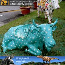 My Dino-life siz cow equipment cartoon characters