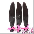 100% Indian hair extensions 260g, virgin Indian women silky straight hair