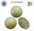 2014 years high quality custom cheap bronze antique souvenir coins