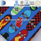100% Cotton 20*10 40*42 Hot Sale Printed Flannel Pajama Cotton Fabric