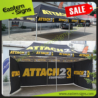 Strong durable Ez up advertising canopy
