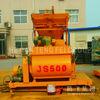 NEW concrete mixer machine price JS500 electric concrete mixers