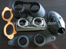 Silicone Goggle Part / Swim Goggles Silicone Component / Waterproof Silicone Rubber Swimming Goggles