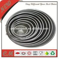 Single ring fruit basket stainless steel kitchen basket