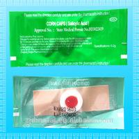 Corn caps ( Corn Plaster, Salicylic Acid and Phenol Plasters )