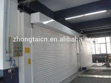 Aluminum Window Design Grill Kitchen Roller Shutter Doors/ Iron Doors