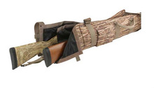 Double hunting floating gun case