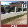 powder coated aluminium fence & aluminium wall fence and aluminium security fencing
