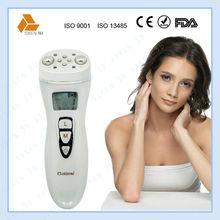 home facial spa machine notime microcurrent galvanic ion ems facial spa
