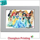 3D lenticular printing 3d pictures of nude women for gift