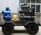 Perkin engine centrifugal underground water pump