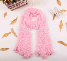 100% Nylon Winter Fashion Lady Magic Scarf/Shawl