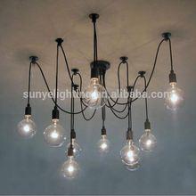 Simple Vintage Industrial antique outdoor waterproof pendant lighting