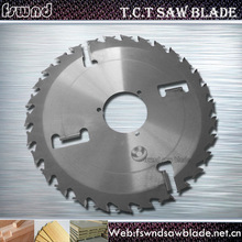 manufacture of precision carbide tipped Circular Saw Blade with Rakers