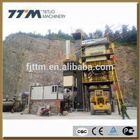 80t/h asphalt mixer for sale, bitumen mixing plant