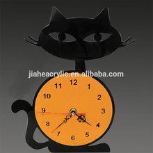 Elegant shape acrylic cuckoo clock