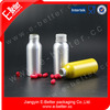 small aluminum medicine pill bottle 65ml for health care