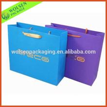 China Factory LOGO Printing paper shopping bag Eco-friendly