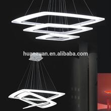 latest fasion modern hotel lobby led ceiling lamp, home&shop led pendant lamp,more designs