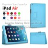 Leather flip cases for Ipad air tablet