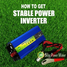 DC to AC inverter off-grid inverter 1kv