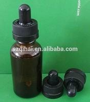 e liquid empty bottles 15ml,30ml glass bottle with dropper